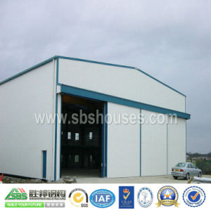 Professional Design Prefab High Quality Steel Structure Workshop pictures & photos