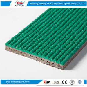 Iaaf Synthetic Stadium Flooring Rubber Athletics Running Track pictures & photos
