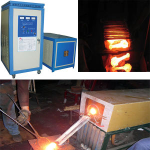 High Frequency Induction Heating Machine for Hardware Forging pictures & photos