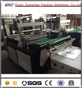 BOPP Side Sealing Plastic Bag Making Machine pictures & photos