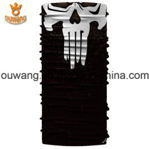 Customized Multifunction Microfiber Tactical Skull Tube Bandana pictures & photos