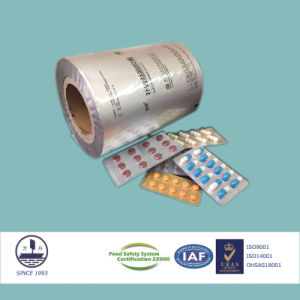 ISO/Fssc/Ohsas Certified Pharmaceutical Composite Film for Packaging Tablets