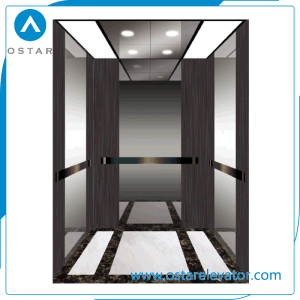 630kg Machine Room Passenger Elevator with Luxurious Decoration pictures & photos