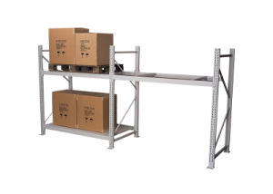 Custom Steel Supermarket Furniture Steel Rack