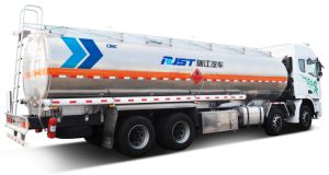 45m3 Three Axle Aluminium Alloy Tank pictures & photos