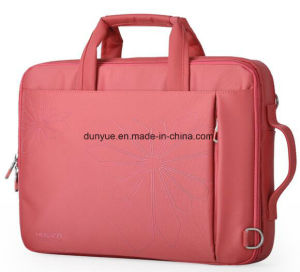 "Factory Make OEM Portable Nylon Laptop Messenger Bag, Multi-Functional Laptop Briefcase Bag Fit for 11"", 12"", 13"", 14"", 15.6"" Laptop pictures & photos"