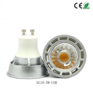 New COB 5W GU10 LED Bulb pictures & photos