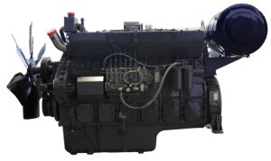 Wudong 6 Cylinder Diesel Engine 450kw pictures & photos