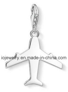 Stainless Steel Airplane Charm Pendant Manufacturer pictures & photos