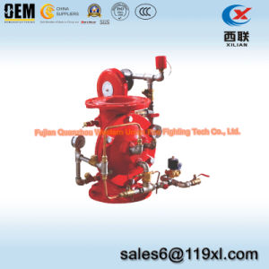 Deluge Valve, External Resetting Diaphragm Style pictures & photos