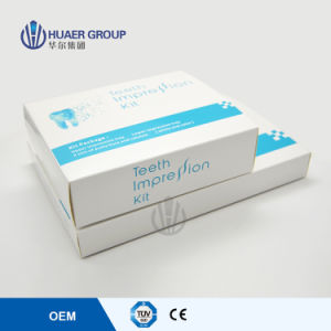 Light Body Addition Dental Silicone Impression Material pictures & photos