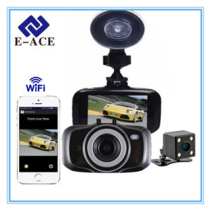 1080P Dascam Video Recorder Mini WiFi Car DVR with Night Vision pictures & photos