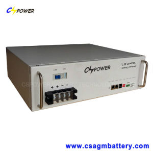 24V60ah Solar Lithium LiFePO4 Battery with Communication Interface pictures & photos