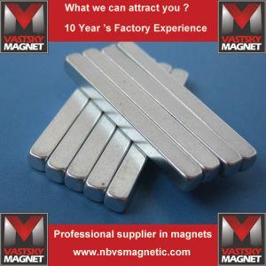 Magnetic Peramanent NdFeB Neodymium Magnet N52 Block pictures & photos