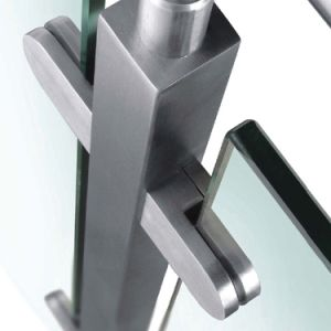 Stainless Steel Handrail and Glass Fittings Clamps for Balustrade pictures & photos