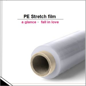 PE Stretch Film for Pallet Wrap pictures & photos