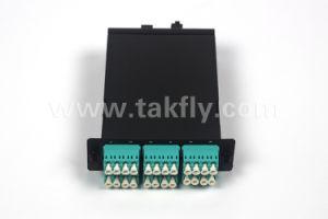 24 Cores MTP/MPO Optical Fiber MPO Cassette pictures & photos