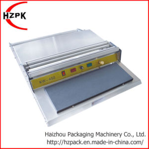 Maunal Film Plastic Wrap Hand Wrapper Machine Hw-450 pictures & photos