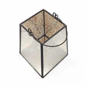 Decorative Geometric Glass Terrarium for Flower pictures & photos