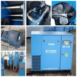 Advanced Rotary Screw Air Compressor 7.5kw 0.7mpa pictures & photos