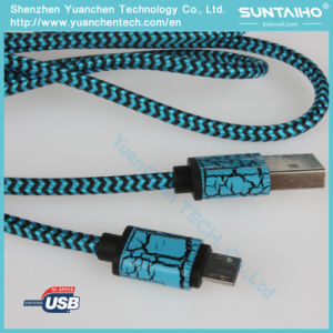 Micro USB Charger Cable for Samsung pictures & photos