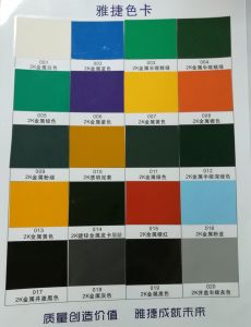 Industrial Paint Multcolor pictures & photos