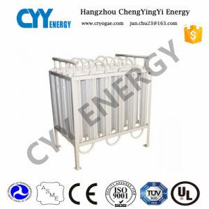 Cryogenic Liquid Gas Aluminium Material Ambient Air Vaporizer pictures & photos