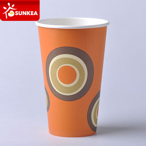 Vending Machine 8.25oz 9oz Coffee Paper Cup pictures & photos