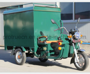 Electric Bicycle with Closed Box pictures & photos