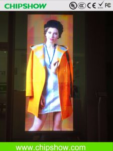 Outdoor Transparent LED Display Galss Window Transparent Display Screen pictures & photos