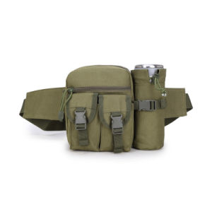 Army Outdoor Tactical Small Shoulder Waist Bag Waterproof pictures & photos