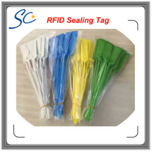 Smart Identification ISO18000-6c RFID Seal Cable Tie Tag pictures & photos