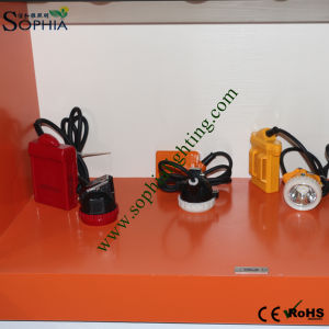 Rechargeable 4.2ah LED Head Lamp with IP 68 Waterproof pictures & photos