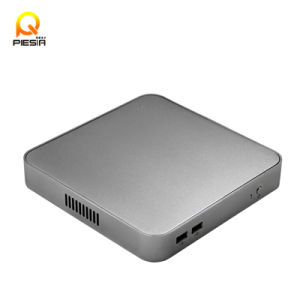 Linux Embedded Thin Client Mini PC Computer with 2 COM 4 USB 3.0 Intel Celeron 1037u Processor with 8g RAM 320g HDD pictures & photos