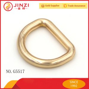Custom Stainless Zinc Alloy D Ring pictures & photos