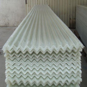 FRP Roof Panel Corrugated Plastic Tranlucent Fiberglass Roofing Sheet pictures & photos