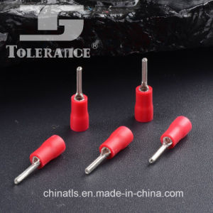 Free Sample Easy Entry Insulated Pin Crimp Terminals