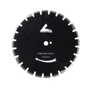 Diamond Tool Diamond Blade with Sandwish and Silent Steel Core Fits pictures & photos