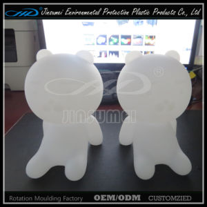 Pretty Bear Looking Illuminated LED Lamp for Decoration pictures & photos