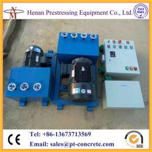 12.7mm Diameter Prestressing Bridges Girder PC Strand Pusher Machine pictures & photos