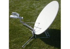 0.9m Aluminum Flyaway Rxtx Satellite Antenna pictures & photos