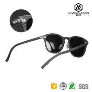 Fashion Unisex Driving Travel Carbon Fiber Sunglasse Good Sale Design Glasses pictures & photos