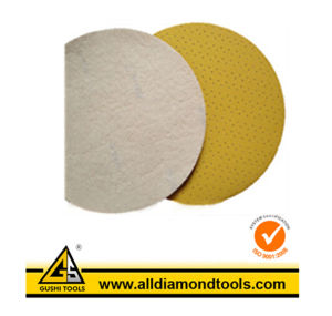 Hsp--Porous Round Sanding Paper pictures & photos