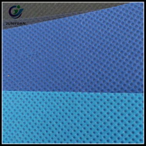 Flame Retardant Virgin Spunbond Non Woven Fabric pictures & photos