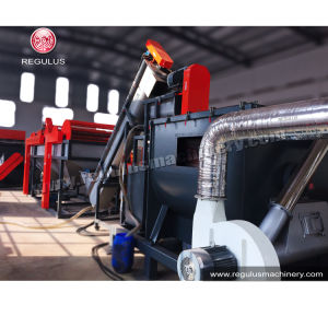 Agricultural LDPE Black Mulch Film Reclaim Machine pictures & photos