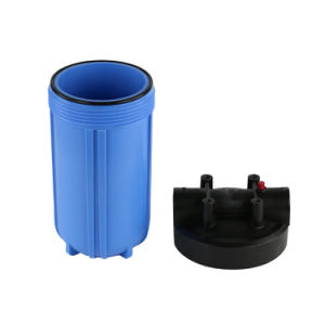 10′′ Big Blue Water Filter Housing pictures & photos