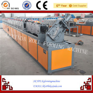 High-End Products Aluminium Window Door Frame Roll Forming Machine pictures & photos