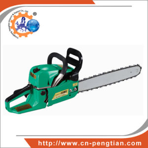 Garden Tool 49.3cc Gasoline Chain Saw Popular in Market pictures & photos