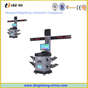 Expert Supply Competitive 3D Wheel Alignment Machine Price for Tyre Shop pictures & photos