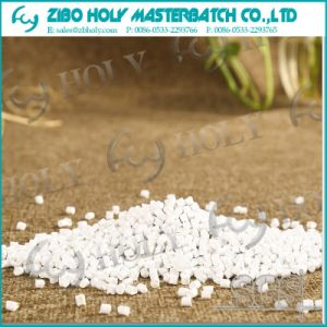 Plastic White Color CaCO3 Filler Masterbatch